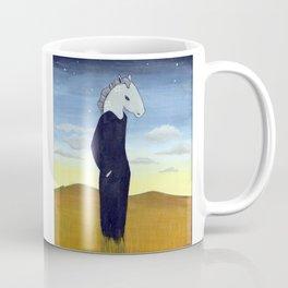 Homo Equus Coffee Mug