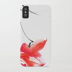 will be your flower iPhone X Slim Case