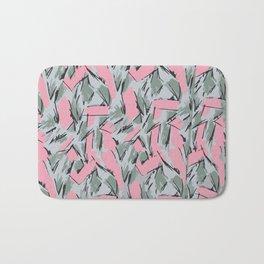 Hopper Pattern Bath Mat