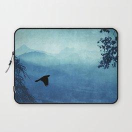 Blue Mountain Haze Laptop Sleeve