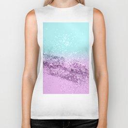 Mermaid Girls Glitter #5 #shiny #decor #art #society6 Biker Tank