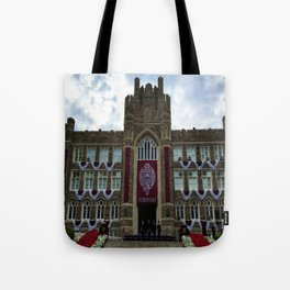 Fordham University Commencement Keating Hall Tote Bag