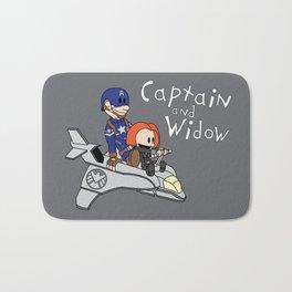Captain and Widow Bath Mat