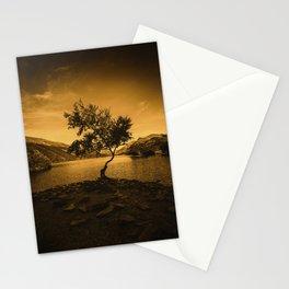 Tree at Llyn Padarn Stationery Cards