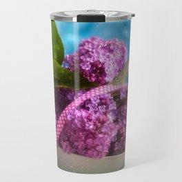 Syringa vulgaris #lilac still life Travel Mug