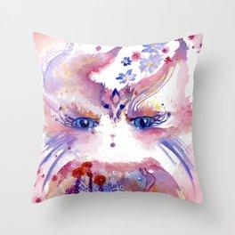 Zephyr Flowrider Throw Pillow