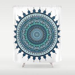 Mandala Armonia Shower Curtain