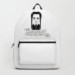 Wednesday Addams Backpack