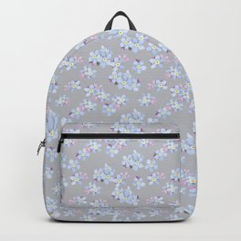 Forget-me-nots Backpack