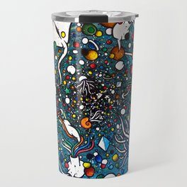 Space-Ocean Big Bang Travel Mug