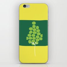 Growth by stages iPhone & iPod Skin
