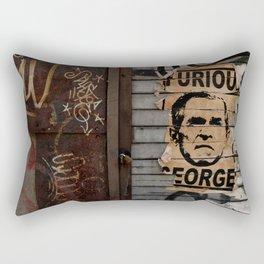 Furious George Rectangular Pillow