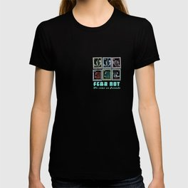 Fear Not, We Come As Friends T-shirt