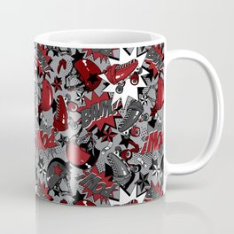 Roller Derby Slam Coffee Mug