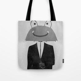 happy man Tote Bag