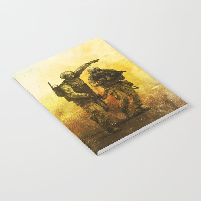 Infantry Notebook