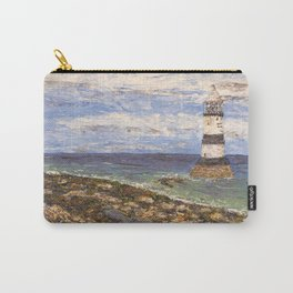 Penmon Lighthouse Wales Carry-All Pouch