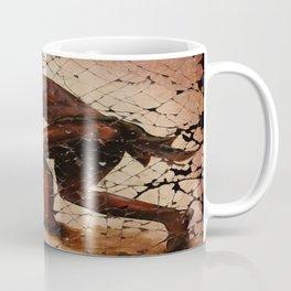 Kokopelli, The Flute Player. Coffee Mug