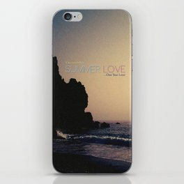 Summer Love... One year later iPhone Skin