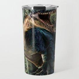 The world of dinosaurs Travel Mug