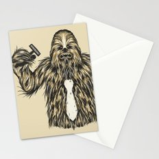 Chewie I Hate Mondays SW Stationery Cards