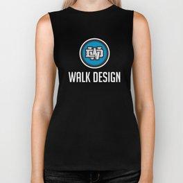 WD Print Biker Tank