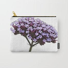 Verbena Verbenaceae annual perennial herbaceous woody flowering vervain Carry-All Pouch