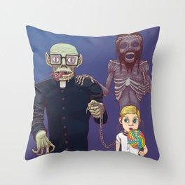 Legionary of Christ Throw Pillow