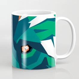 Aurora Lion Coffee Mug