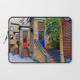 Stairs to Nowhere  -  Greenwich London Laptop Sleeve