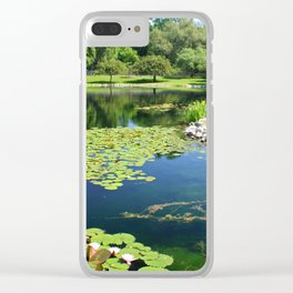 Some Like It Charming Clear iPhone Case
