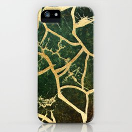 KINTSUGI  ::  Let Go iPhone Case