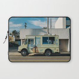 Sunset on Venice Beach Laptop Sleeve
