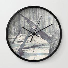 Follow the Leader Wall Clock