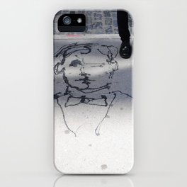 Conversations in The Village  iPhone Case
