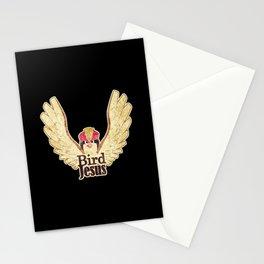 Bird Jesus Stationery Cards