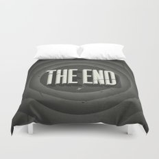 The End Duvet Cover