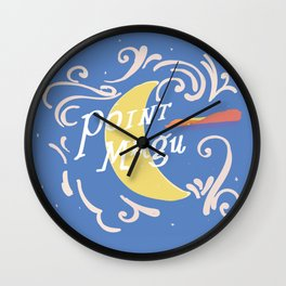 Point Mugu Wall Clock