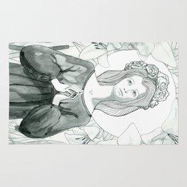 Holy Lady Rug