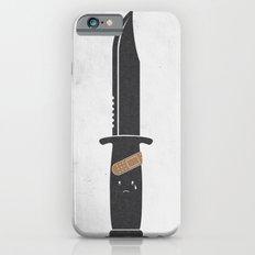 I Cut Myself iPhone 6s Slim Case