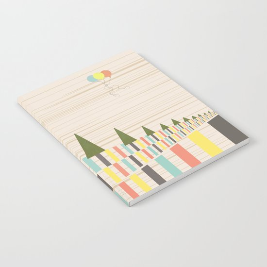 The Forest Notebook