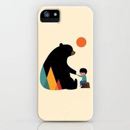 Promise iPhone Case