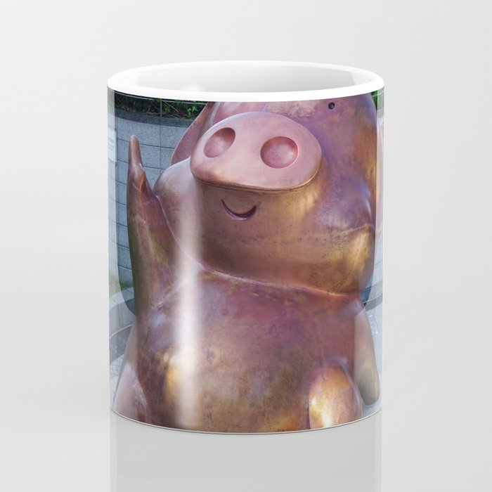 McDull the Pig Cartoon Character Coffee Mug