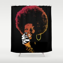 Soul Delicious Shower Curtain