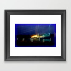 Oppps! Framed Art Print