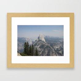 Glacier PointView Framed Art Print