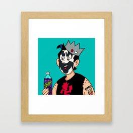 Jug(galo)head Framed Art Print
