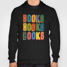 Books books books Hoody