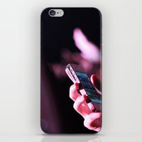 concert iPhone & iPod Skins featuring Concert by abbieroad