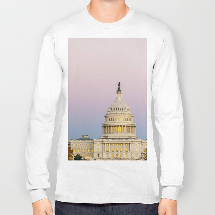 Sunrise Moon Long Sleeve T-shirt